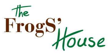 logo The Frogs'House